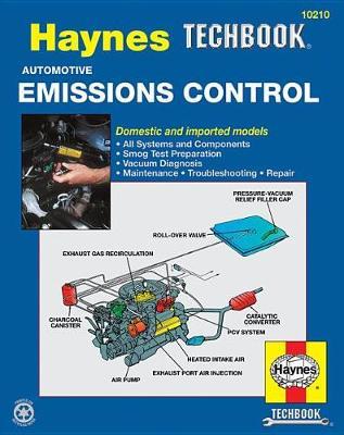 Automotive Emissions Control Manual by Mike Stubblefield