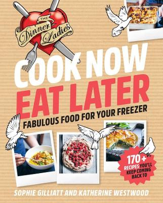 Cook Now, Eat Later: The Dinner Ladies: Fabulous food for your freezer book