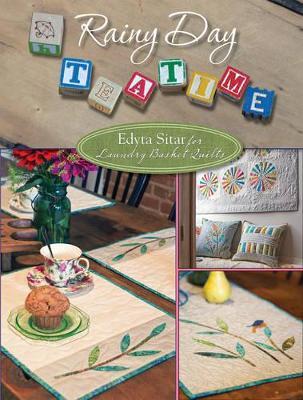 Rainy Day Teatime by Edyta Sitar