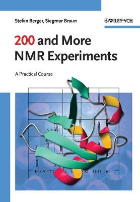 200 and More NMR Experiments by Stefan Berger