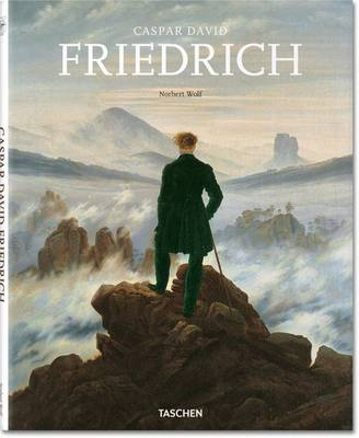 Caspar David Friedrich by Norbert Wolf