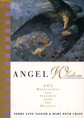 Angel Wisdom book