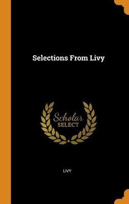 Selections from Livy book