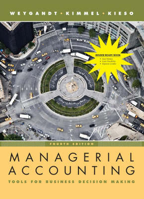 Managerial Accounting by Jerry J Weygandt