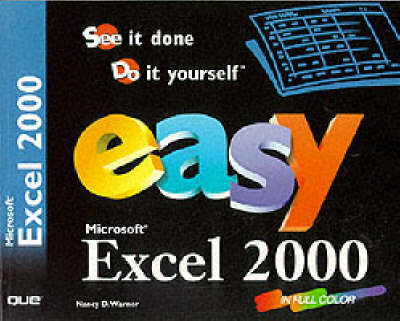 Easy Microsoft Excel 2000 by Shelley O'Hara