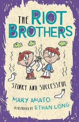 Stinky and Successful by Mary Amato