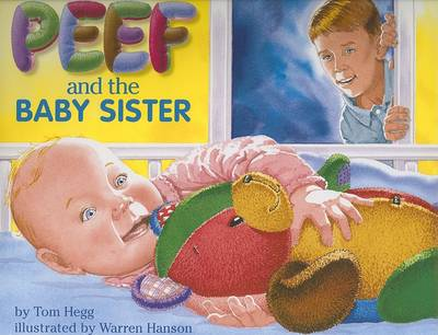 Peef and the Baby Sister book