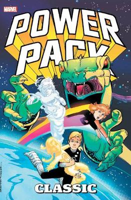 Power Pack Classic Omnibus Vol. 1 by Louise Simonson