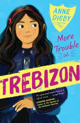 More Trouble at Trebizon by Anne Digby