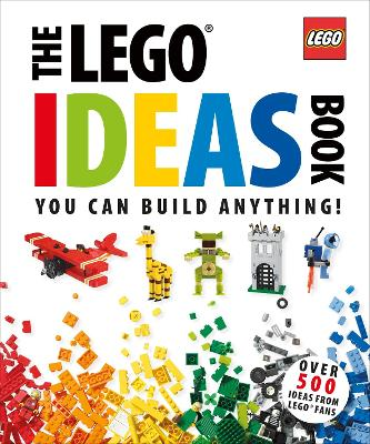 The LEGO (R) Ideas Book by DK