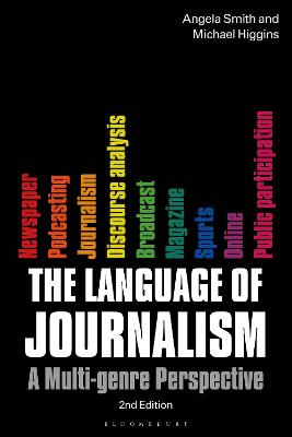 The Language of Journalism: A Multi-Genre Perspective book