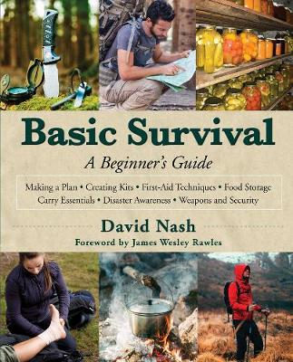 Basic Survival by David Nash