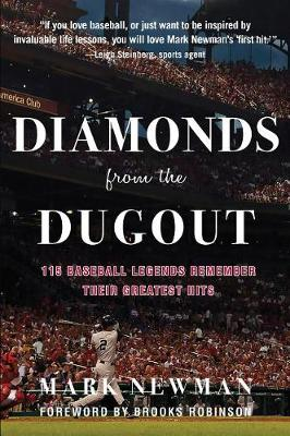 Diamonds from the Dugout by Professor Mark Newman