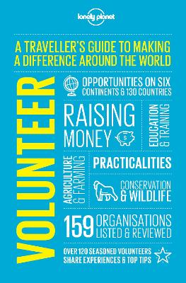Volunteer by Lonely Planet