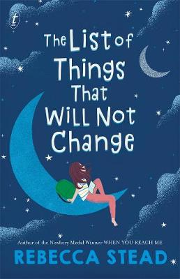 The List of Things that Will Not Change book