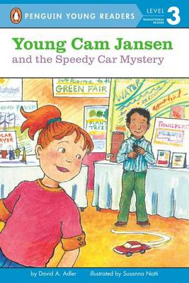 Young Cam Jansen and the Speedy Car Mystery by David A Adler