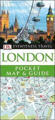 London Pocket Map and Guide by DK Travel