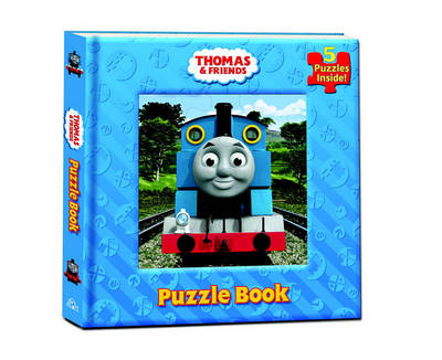 Thomas and Friends Puzzle Book (Thomas & Friends) by REV W Awdry
