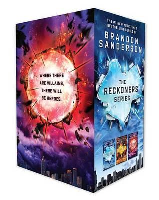 The Reckoners Series Boxed Set by Brandon Sanderson