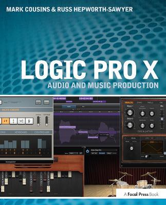 Logic Pro X by Mark Cousins