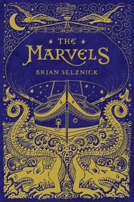 Marvels book