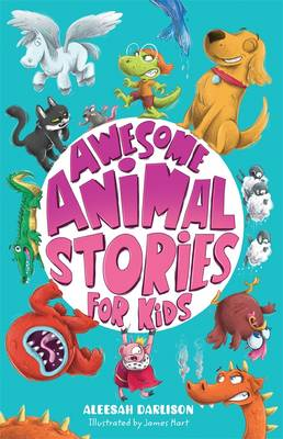 Awesome Animal Stories for Kids book