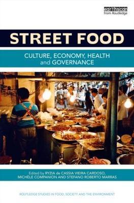 Street Food book