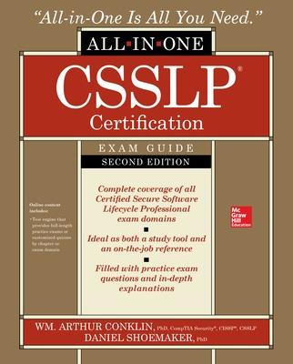 CSSLP Certification All-in-One Exam Guide, Second Edition by Wm. Arthur Conklin