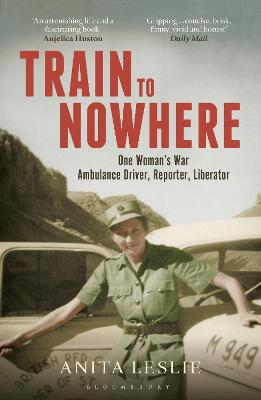 Train to Nowhere by Anita Leslie