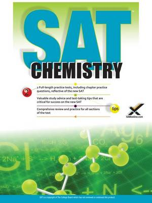SAT Chemistry 2017 by Sharon A Wynne