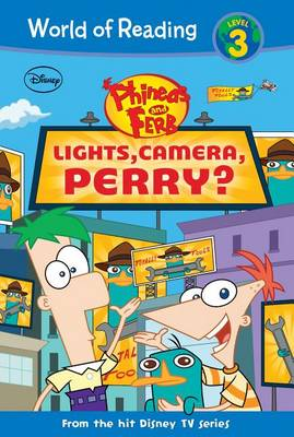 Lights, Camera, Perry? by Ellie O'Ryan