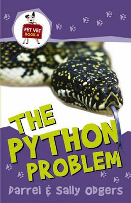 Pet Vet: #4 Python Problem by Sally Odgers