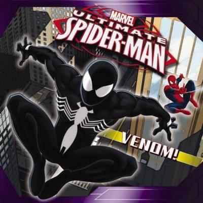 Ultimate Spiderman Venom by Nachie Castro
