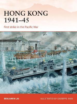 Hong Kong 1941-45 by Benjamin Lai