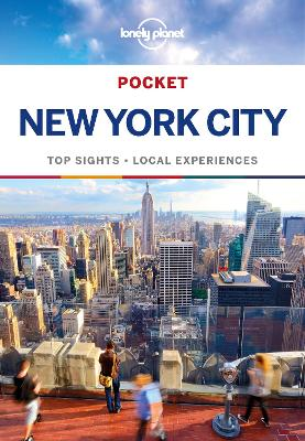 Lonely Planet Pocket New York City book
