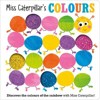 Miss Caterpillar's Colours by