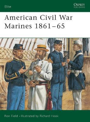 American Civil War Marines by Ron Field