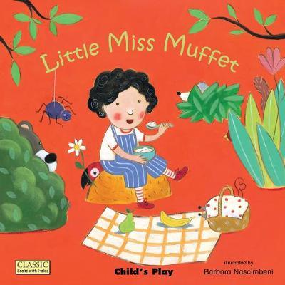 Little Miss Muffet (Big Book) by Barbara Nascimbeni