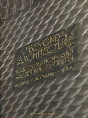 Beyond Architecture by Anne Watson