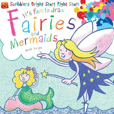 Fairies And Mermaids by Mark Bergin