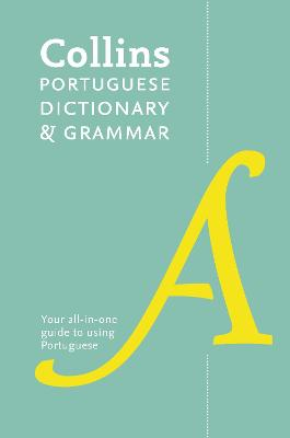 Collins Portuguese Dictionary and Grammar by Collins Dictionaries
