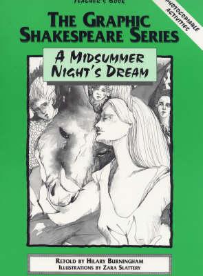 A Midsummer Night's Dream Teacher's Book by William Shakespeare