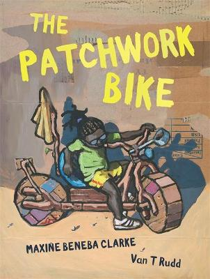 Patchwork Bike book