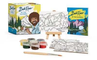 Bob Ross by the Numbers by Bob Ross