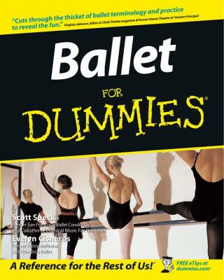 Ballet For Dummies book
