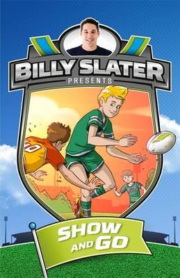 Billy Slater 3 book