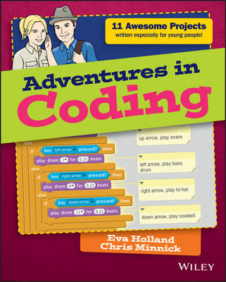 Adventures in Coding by Chris Minnick
