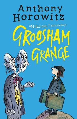 Groosham Grange book