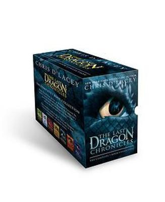 The Last Dragon Chronicles Set 7 Books by Chris D'Lacey