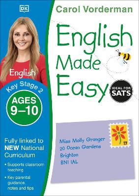 English Made Easy Ages 9-10 Key Stage 2 by Carol Vorderman